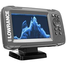 Эхолоты и комплектующие - Эхолот Lowrance HOOK2-5x GPS Splitshot, 0