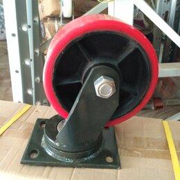 Производственно-техническое оборудование - Полиуретановые колеса для тяжелых конструкций, 0