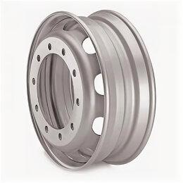 Шины, диски и комплектующие - Грузовой диск Lemmers 335/8,25 R22,5 ET169 DIA281, 0