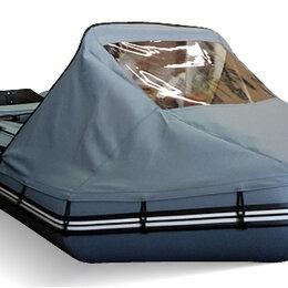 Аксессуары и комплектующие - Носовой тент для лодки Хантер 320, 0