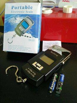Безмены - Электронные весы с крючком WH-A08, 0