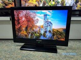 Телевизоры - 19'' (48см) Телевизор Sharp LC19LE510RU. Гарантия, 0