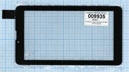 Дисплеи и тачскрины - Сенсорное стекло (тачскрин) HS1283A V0 0212 черное, 0