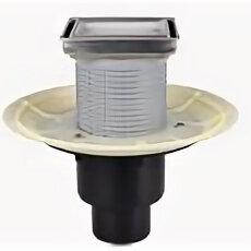 Лампочки - HL310N.2-3020 Трап с решеткой в подрамнике DN50/75/110, с незамерзающим затвором, 0