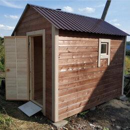 Готовые строения - Готовая баня 3х2 под ключ, 0