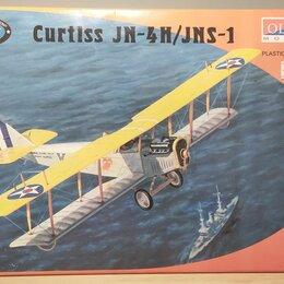 Сборные модели - Curtiss JN-4H/JNS-1 1/72 Olimp P72-002, 0