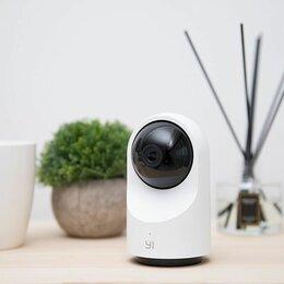 Системы Умный дом - Wi-Fi камера Xiaomi YI Dome Camera X, 0