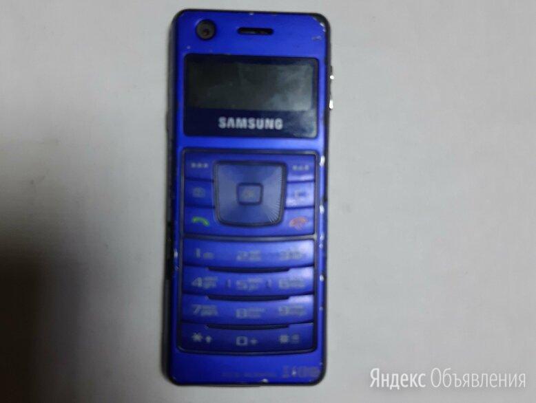 Samsung F300 Blue по цене 6500₽ - Мобильные телефоны, фото 0