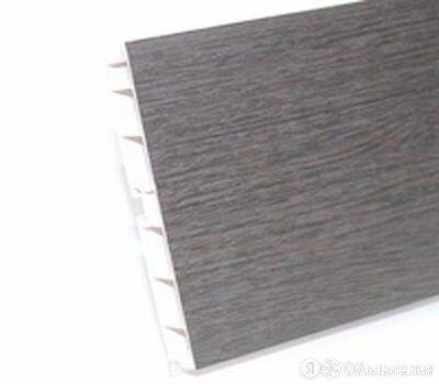Цоколь кух. 3,2м h=100мм Венге15127-08 по цене 420₽ - Комплектующие, фото 0