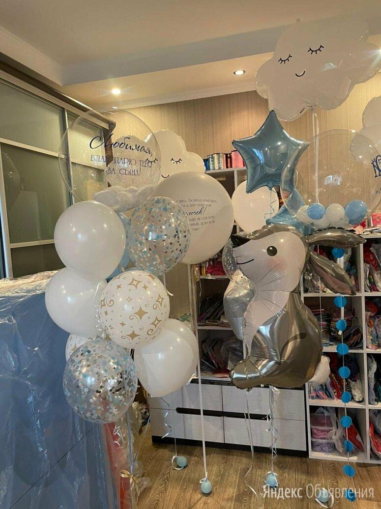Шары на выписку  по цене 80₽ - Воздушные шары, фото 0