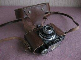 Пленочные фотоаппараты - Фотоаппарат Смена-4, 0