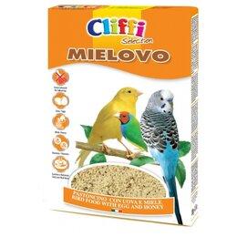 Корма - Cliffi Selection Mielovo 300 г Яичный корм для всех зерноядных птиц мед, 0