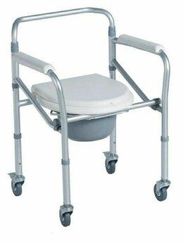 Приборы и аксессуары - Кресло-туалет Тривес CA615 складное, 0
