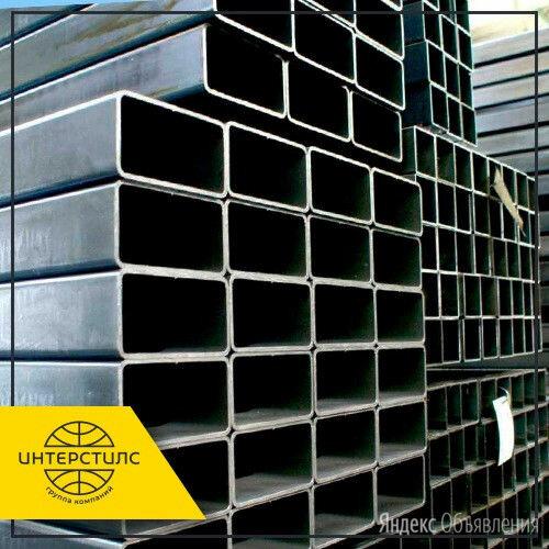 Труба стальная профильная С345 200х200х12 мм ГОСТ 30245-2003 г/к по цене 120000₽ - Металлопрокат, фото 0
