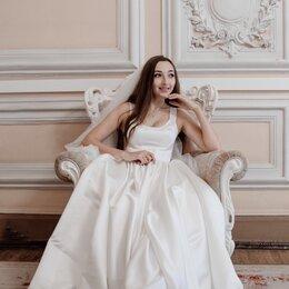 Платья - Свадебное платье 42-44, 0