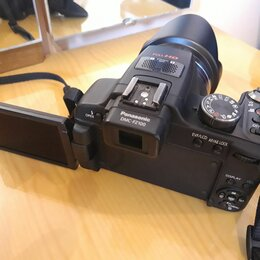 Фотоаппараты - Panasonic DMC-FZ100, 0
