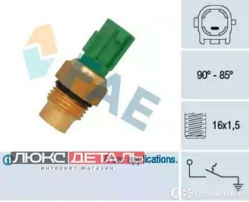 FAE 36711 Датчик включения вентилятора  по цене 802₽ - Промышленное климатическое оборудование, фото 0