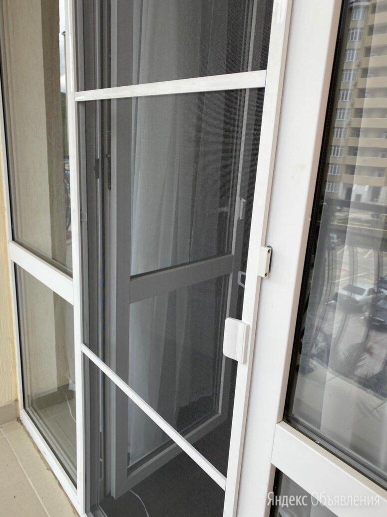 Москитные сетки на окна и двери любых размеров в белом и коричневом цвете по цене 1₽ - Окна, фото 0