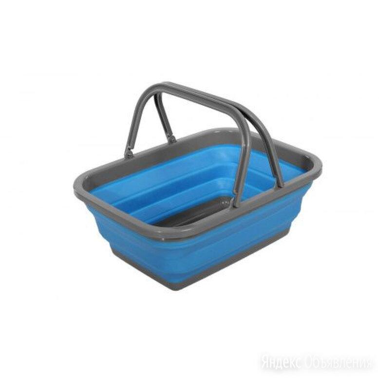 Складная пластиковая корзина BRADEX TD 0536 по цене 979₽ - Корзины, коробки и контейнеры, фото 0