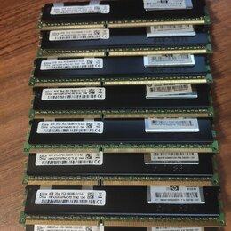 Модули памяти - Eсс(серверная) память DDR3 4Gb и 8Gb , 0