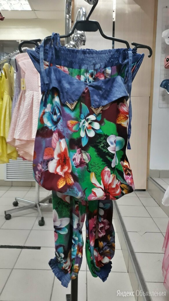 костюм для девочки  по цене 400₽ - Комплекты, фото 0