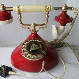Проводные телефоны - Эксклюзивный стационарный телефон, 0