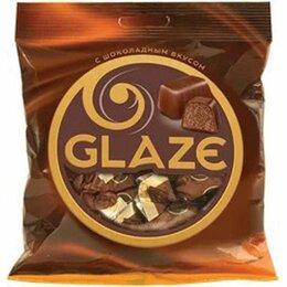Продукты - Конфеты шоколадные ГЛЭЙС с помадной начинкой из…, 0