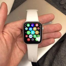Умные часы и браслеты - Часы apple watch 6 44 mm (на гарантии), 0