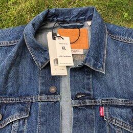 Куртки - Джинсовая Куртка Levis S,M,L,XL, 0