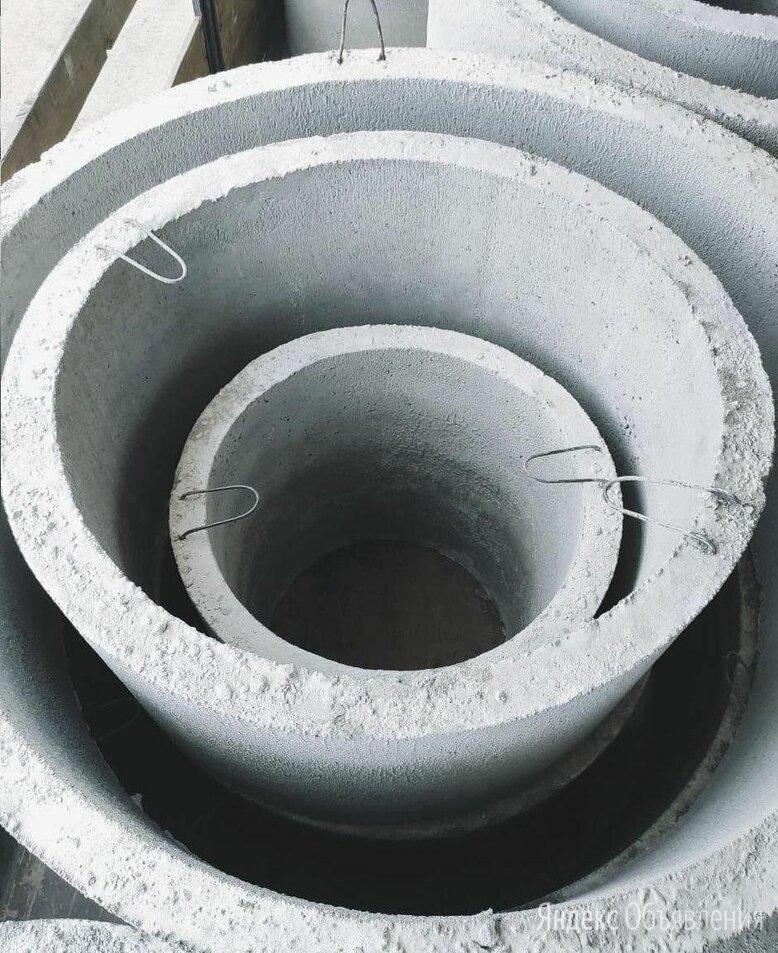 Кольца для колодцев сборные железобетонные по цене 2200₽ - Железобетонные изделия, фото 0