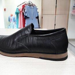 Туфли и мокасины - туфли школьные для мальчика новые, 0