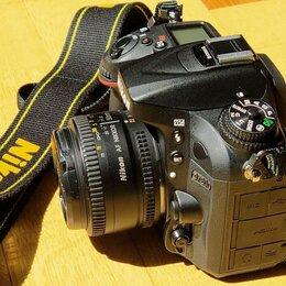 Фотоаппараты - Nikon D7200 + SIGMA AF 20mm f/1.8 + Nikon 50mm f/1.8, 0