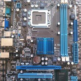Материнские платы - Asus P5G41T-M DDR3 Сокет 775, 0