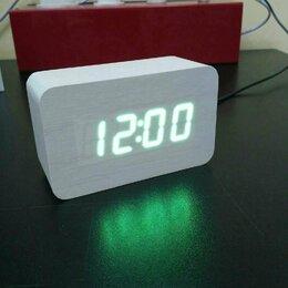 Часы настольные и каминные - Часы настольные в деревянном корпусе VST863, 0