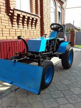 Мини-тракторы - трактор конек-горбунок, 0