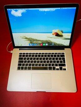 Ноутбуки - MacBook Pro 15 late 2013 500gb 2gb nVidia 750M, 0