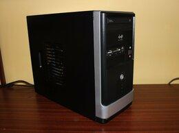 Настольные компьютеры - Core 2 Duo E7500 / G41 / 4 Гб DDR3 / 320 Гб, 0