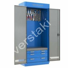 Шкафы для инструментов - Шкаф для инструментов KronVuz Box 1320, 0