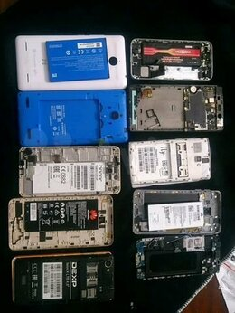Прочие запасные части - Телефоны на запчасти, 0