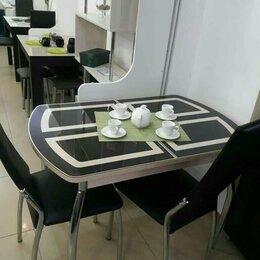 Столы и столики - Стол Вегас  1,5 (дуб+шоколад), 0