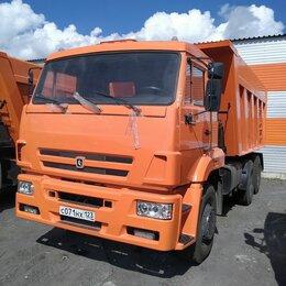 Спецтехника и навесное оборудование - КамАЗ 6520 самосвал после кап ремонта, 0