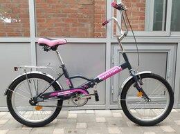 Велосипеды - Велосипед складной NOVATRACK FP-30, 0