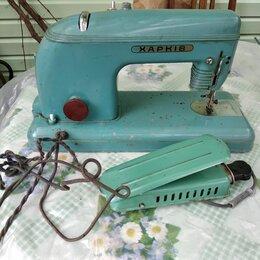 """Швейные машины - Электрическая швейная машинка """"Харькiв"""" , 0"""