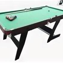 Столы - Бильярдный стол DFC action SB-BT-02, 0