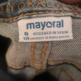 Джинсы - Джинсы mayoral новые для мальчика , 0