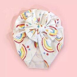 Головные уборы - Тюрбан,повязка для девочки, 0