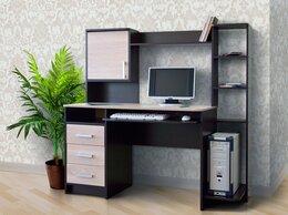 Компьютерные и письменные столы - Стол компьютерный Атлас., 0