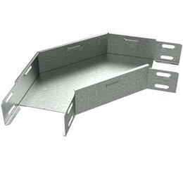 Расходные материалы - Угол для лотка горизонтальный 90град. 200х50 сталь 0.8мм GL90-50-200 КМ ..., 0