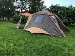 Палатки - Палатка Туристическая 4 местная, 0