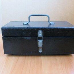Сумки, ящики и держатели для инструментов - Деревянный ящик/бокс для инструмента и не только, 0